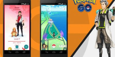Pokémon Go: Así funcionaría el