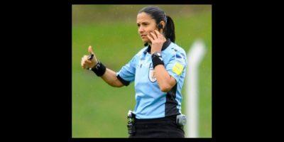 Claudia Umpiérrez: La primera árbitro de Primera en Sudamérica