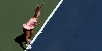 Camila Giorgi Foto: Getty Images