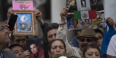 Se espera la asistencia de miles de personas Foto:AP