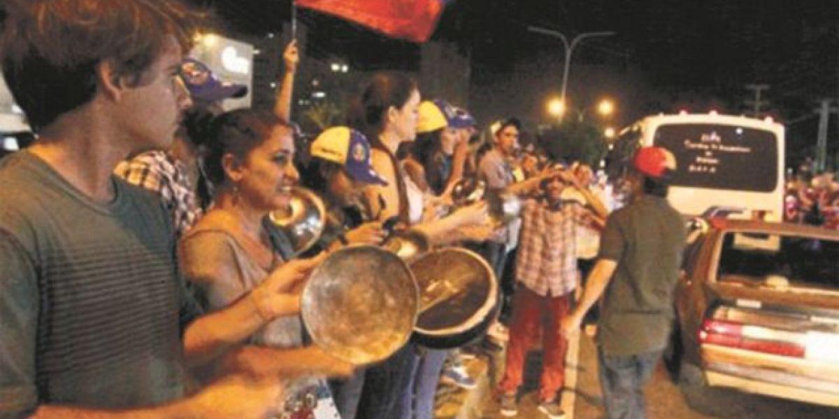 Sigue desaparecido periodista chileno en Venezuela