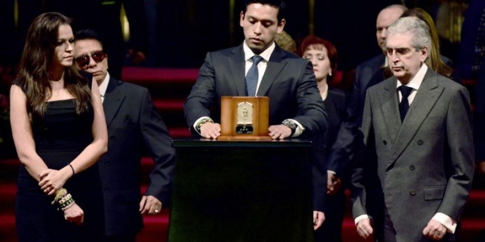 Aquí se realiza un homenajea sus cenizas Foto:AFP
