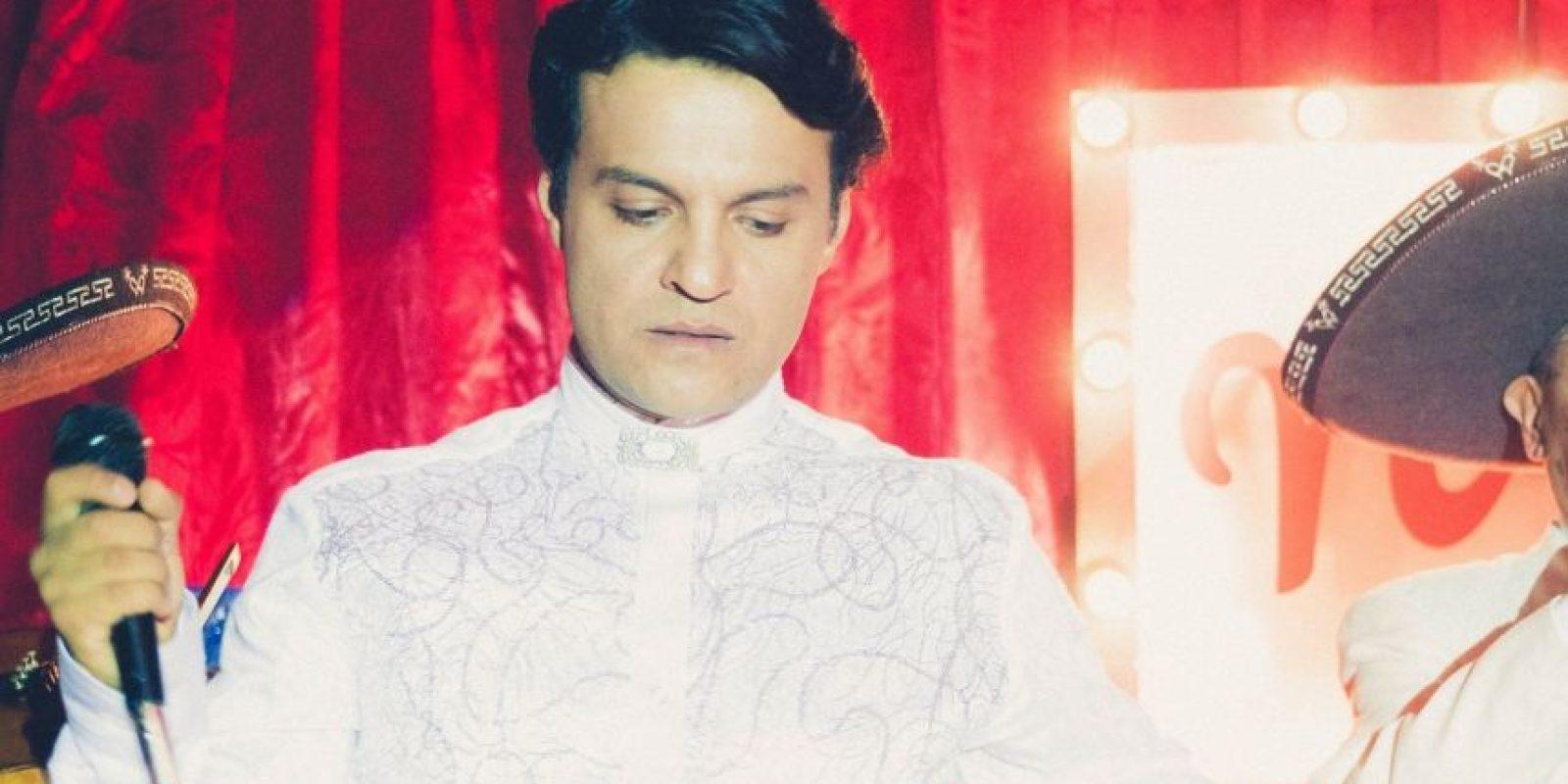 La producción comenzará después de los homenajes al cantante, según medios mexicanos Foto:Facebook: Juan Gabriel, Hasta Que Te Conocí