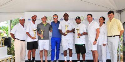 Alfaro y Suárez ganan tenis Casa de Campo