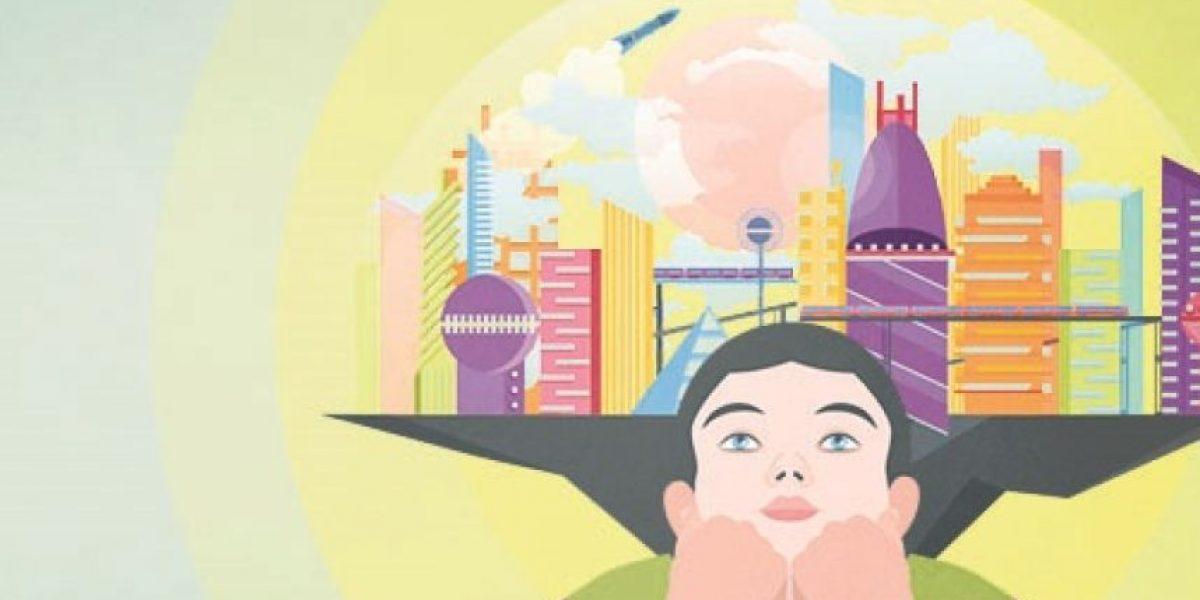 Imaginando la ciudad de 2066 a través del arte