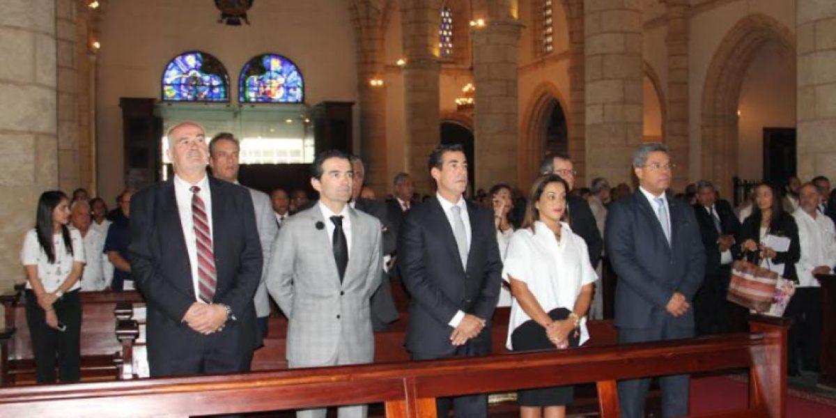 Texaco celebra misa de acción de gracias al arribar a sus 100 años en República Dominicana