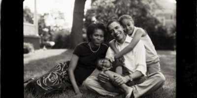 Barack Obama antes de ser presidente Foto:Facebook.com/BarackObama