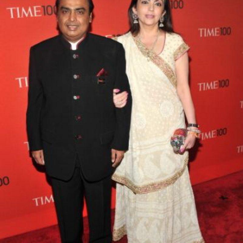 Es casado y tiene tres hijos. Foto:Getty Images