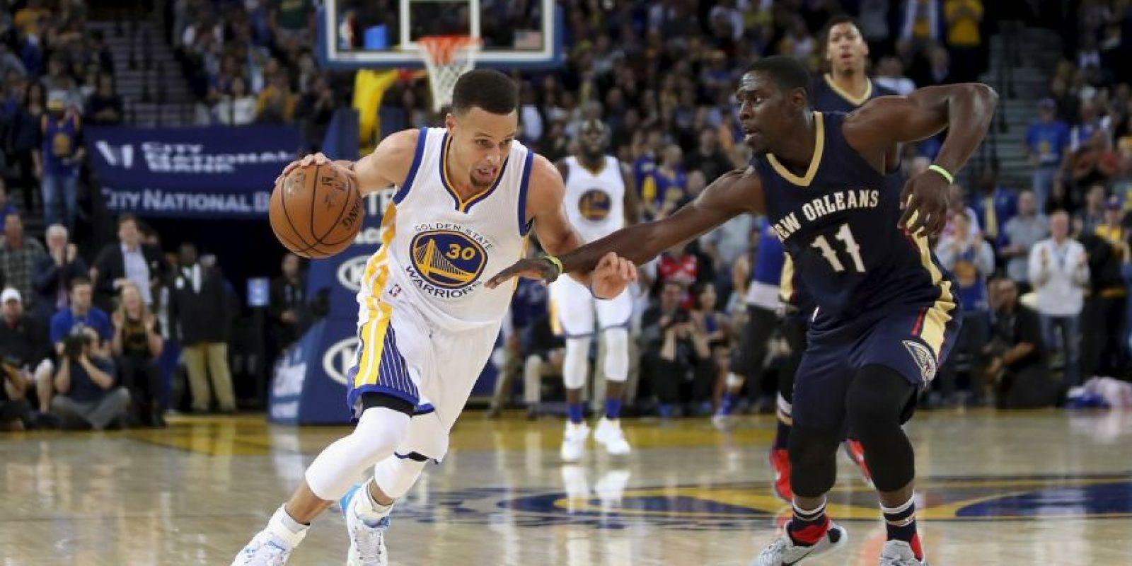 Jrue estaba cerca de jugar su séptima temporada en la NBA Foto:Getty Images