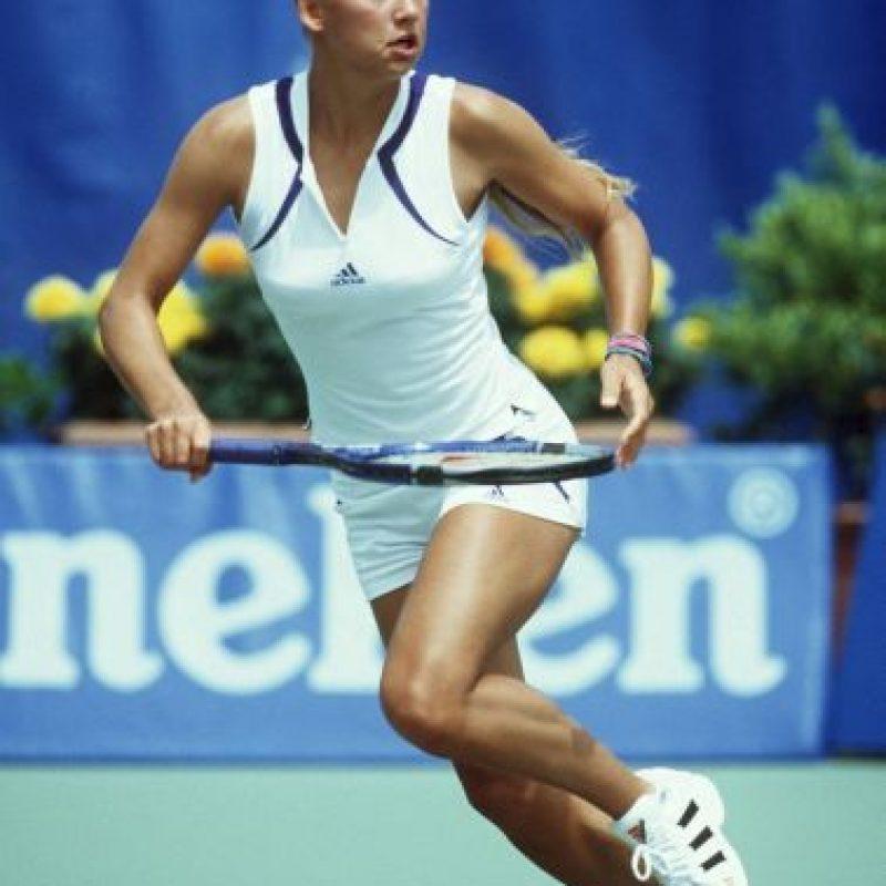 Así lucía en 2000 Foto:Getty Images