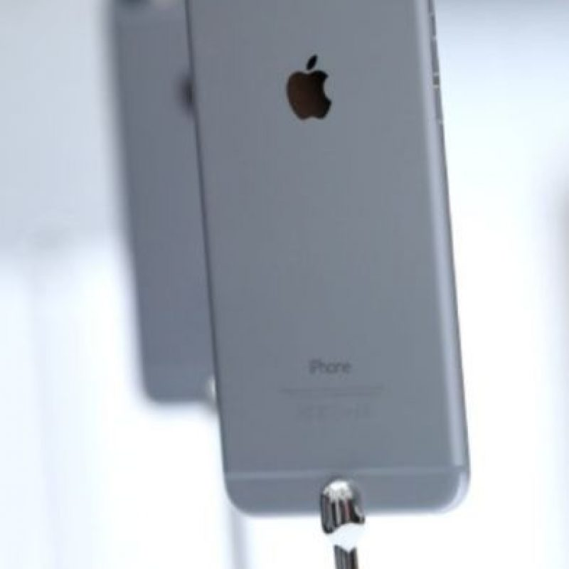 iPhone 6 y 6 Plus (2014) Foto: Getty Images