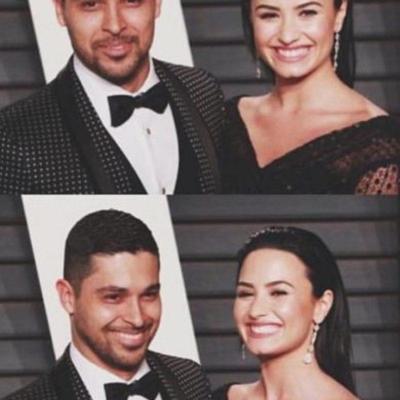 Así lucía la pareja antes de su ruptura. Foto:Instagram