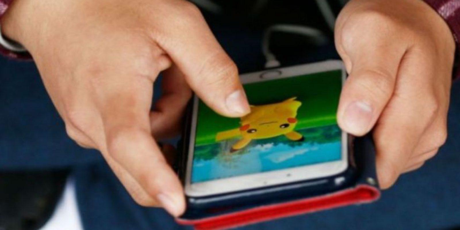 2) los riesgos a los que se expone el jugador frente al hampa. Foto:Niantic/Nintendo