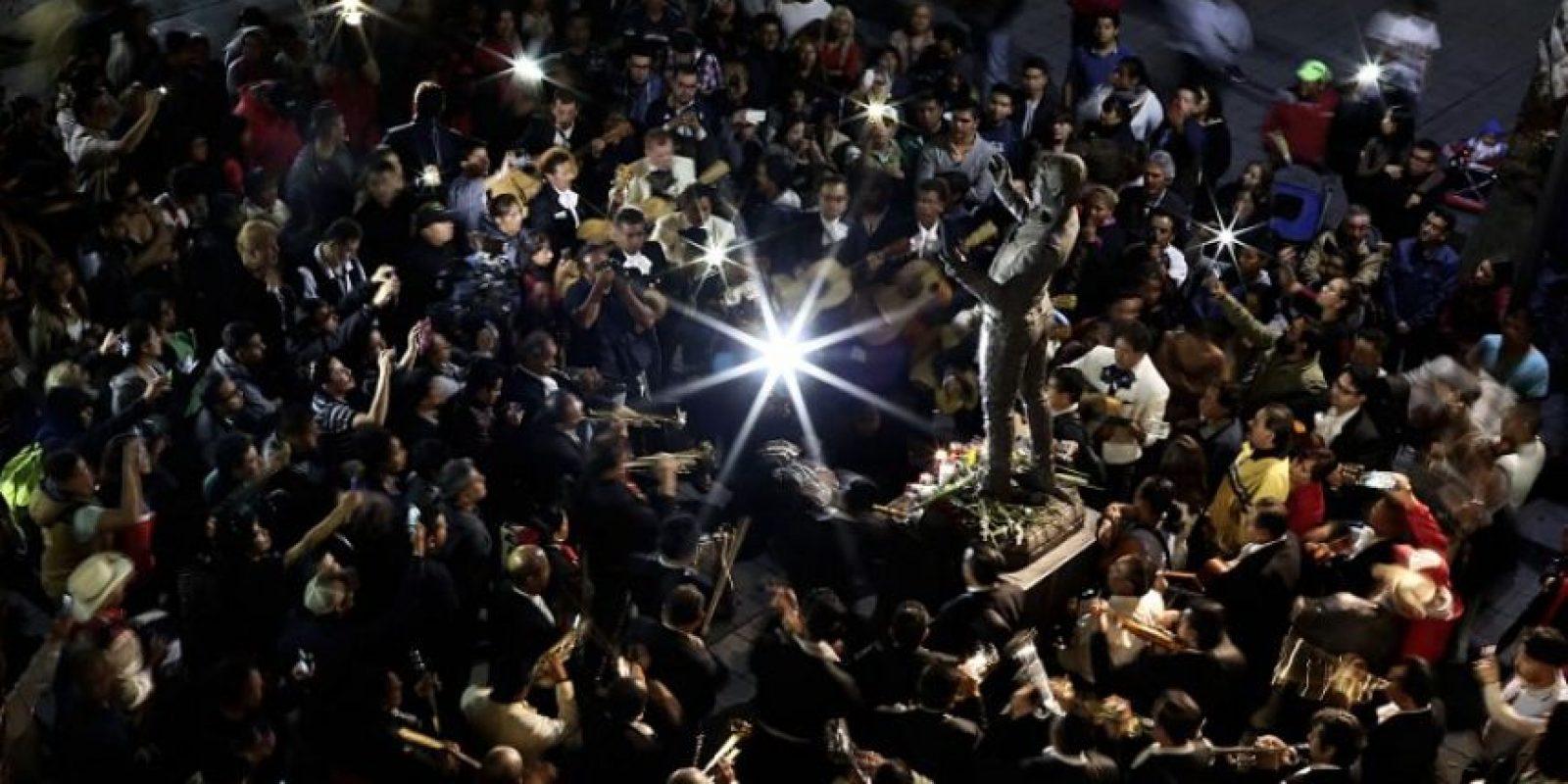 Las puertas abrieron cerca de las 3 PM del 5 de septiembre Foto:AFP