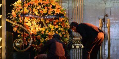 Y se cerraron a las 9 PM del 6 de septiembre Foto: AFP