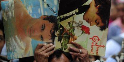 Fue homenajeado en el Palacio de Bellas Artes Foto:AFP