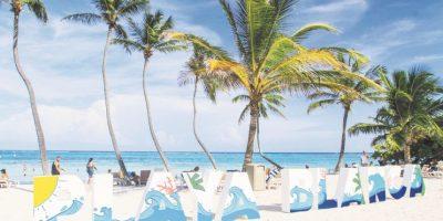 """Angurria: """"Me inspiré en el Caribe, el sol, las palmeras y el coral"""""""