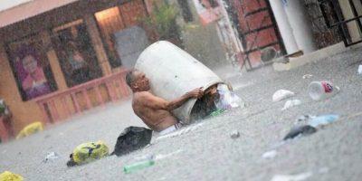Alerta verde para 11 provincias a causa de intensas lluvias