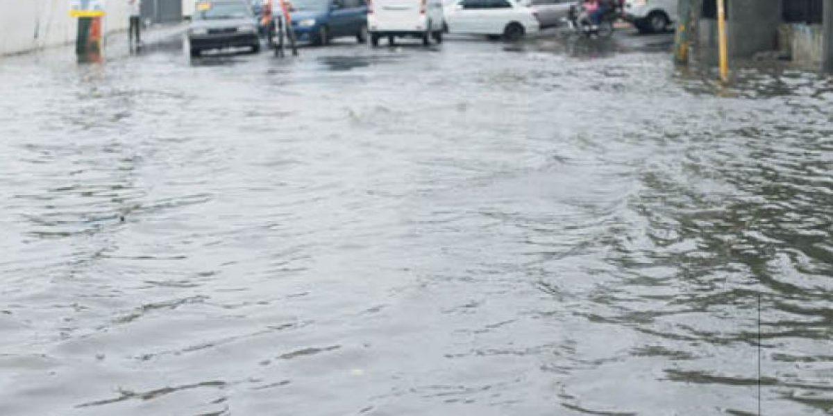 Al menos 80 personas desplazadas producto de las lluvias