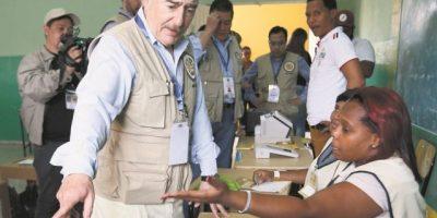 OEA emite hoy informe sobre elecciones de RD