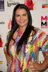 Es una cantante profesional Foto:Getty Images