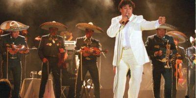 Fue uno de los intérpretes mexicanos más reconocidos en todo el mundo Foto:Getty Images