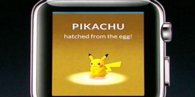Pokémon Go ahora se podrá jugar desde Apple Watch
