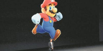 En iPhone 7 será el primer smartphone en tener el juego Mario Bros Foto:efe