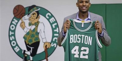 Celtics confian en la capacidad de Al Horford