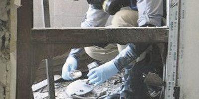 Denuncian en Siria ataque con gas cloro