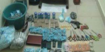 Desmantela centro de distribución de drogas en La Romana
