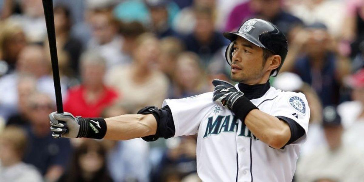Ichiro Suzuki superó a Palmeiro en la lista de hits de todos los tiempos