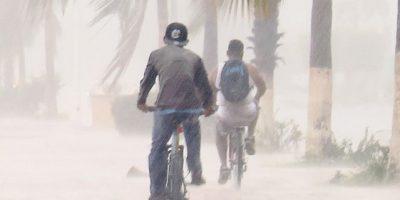 Tormenta Newton causa estragos en México
