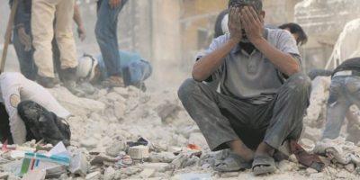 Siria en la mira por el uso de bombas de cloro