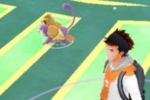 Niantic/Nintendo Foto:Rattata con alas…