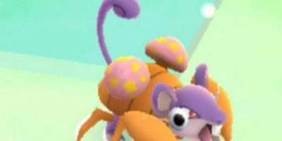 Niantic/Nintendo Foto:De nuevo Rattata