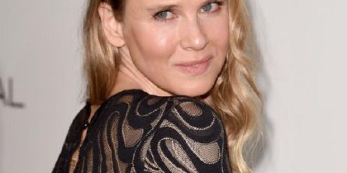 Renée Zellweger: A esta famosa actriz la engañaron con un hombre