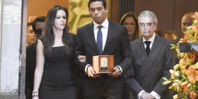 Grosby Group Foto:Así fue el homenaje a Juan Gabriel en la Ciudad de México