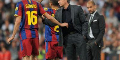 Getty Images Foto:Los entrenadores tenían una buena relación en el vestidor de Barcelona