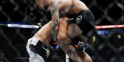 CM Punk ex luchador de WWE debutó en UFC con dolorosa derrota
