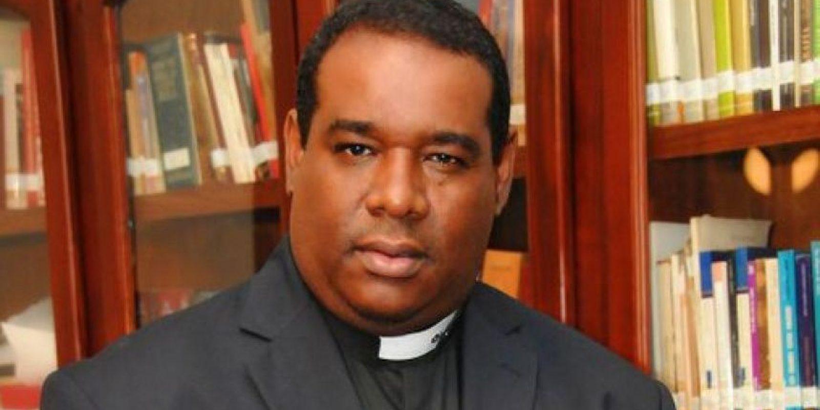 Jesús Castro Marte, rector de la Universidad Católica Santo Domingo (UCSD) Foto:Fuente Externa