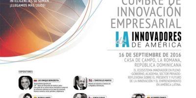 Cumbre Innovación Empresarial se celebrará el 16 septiembre en Casa de Campo