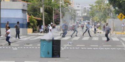 UASD suspende docencia debido a disturbios