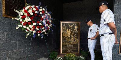 MLB rindió varios tributos a víctimas del 11 de septiembre