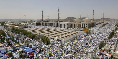 Dos millones de peregrinos en La Meca