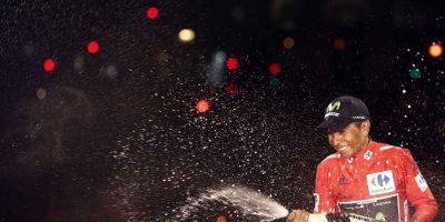 Ciclismo: Nairo Quintana ganó la Vuelta España y sigue soñando con el Tour