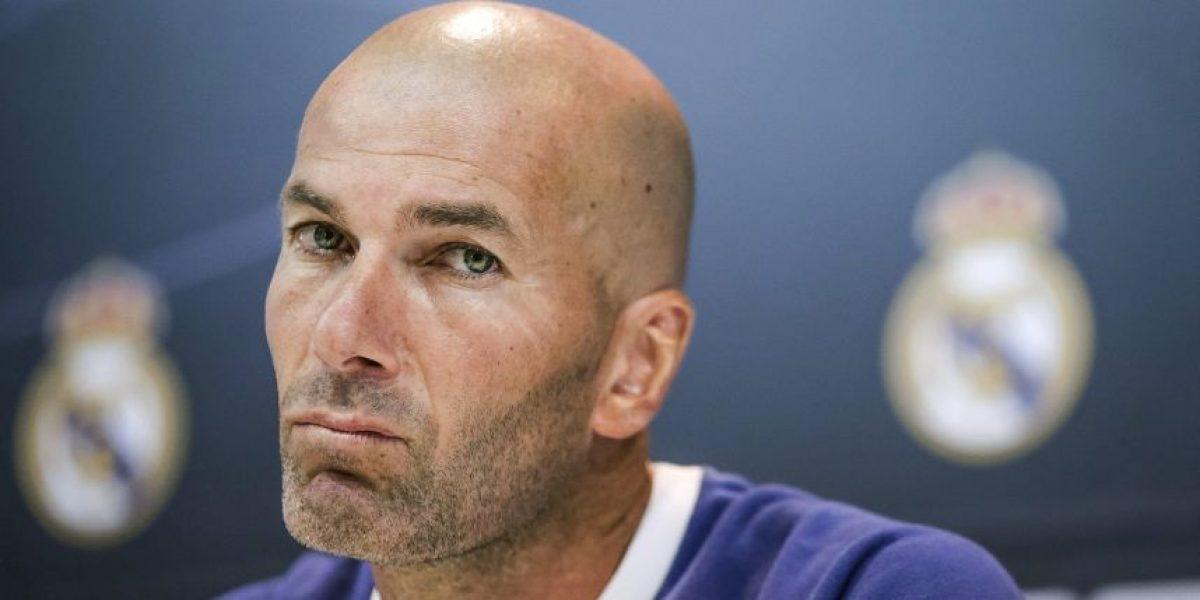 Zidane marca la Liga como primer objetivo