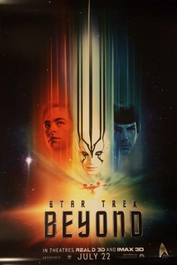 Afiche de la película Foto:Paramount Pictures