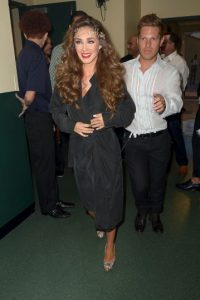 Getty Images Foto:Anahi confirmó su embarazo