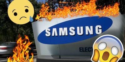 Explotó un Galaxy Note 7 causándole quemaduras a pequeño niño